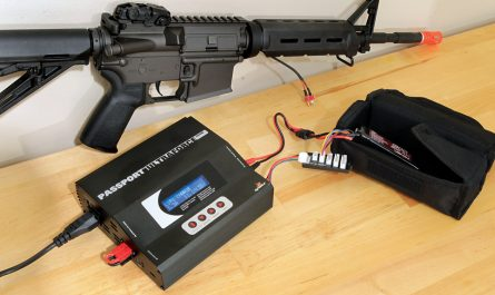 Airsoft LiPo Battery and Charger