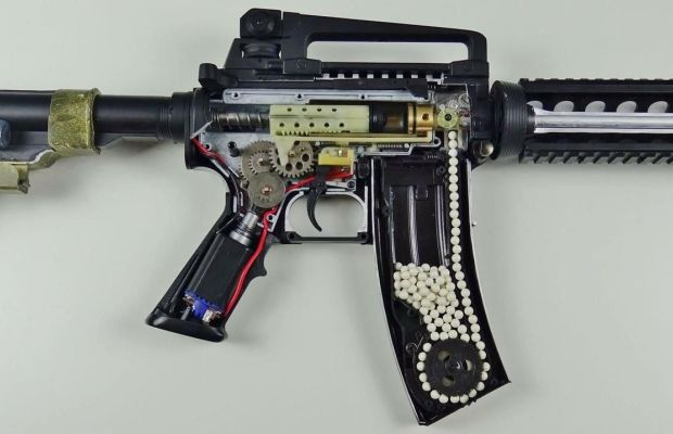 Different Types of Airsoft Guns: How They Go Pew!