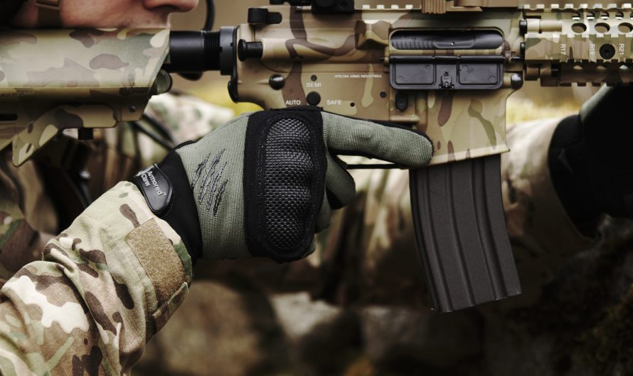 Best Tactical Gloves for Airsoft
