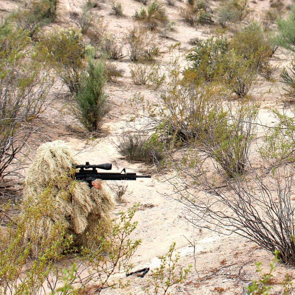 Arcturus Ghost Ghillie Desert