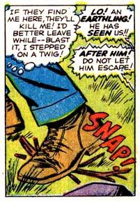 comic book twig