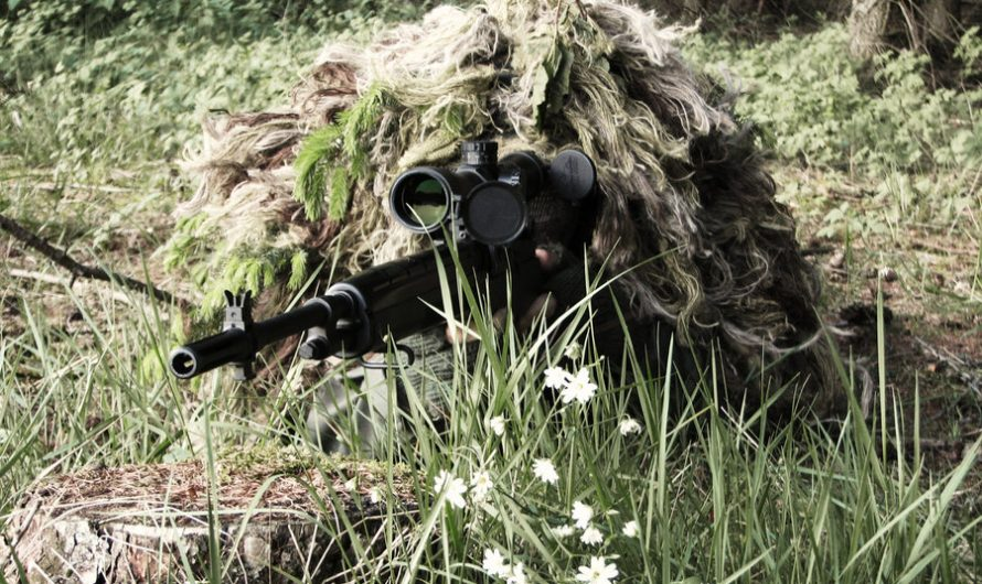 How to Blend In: Airsoft Ghillie Suit Tips