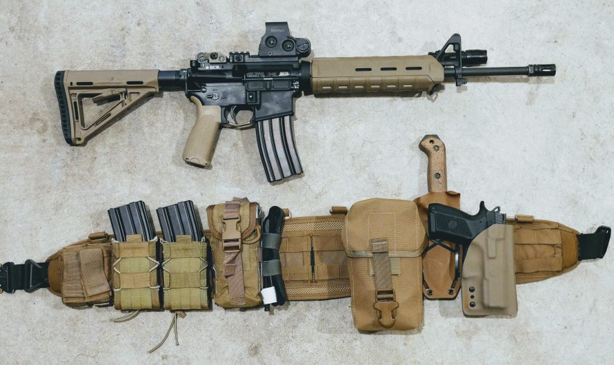 Best Battle Belts for Airsoft