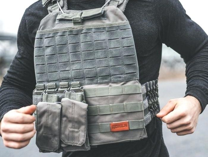 Best Airsoft Body Armor