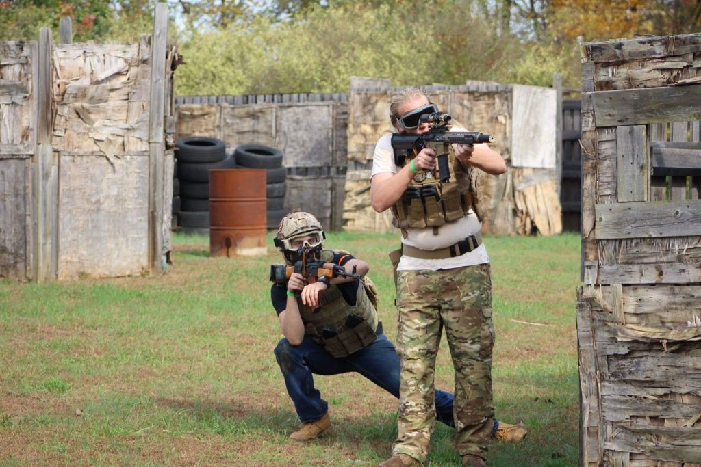 Jeans airsoft