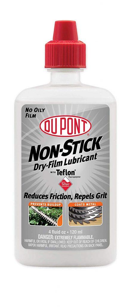 Teflon Oil