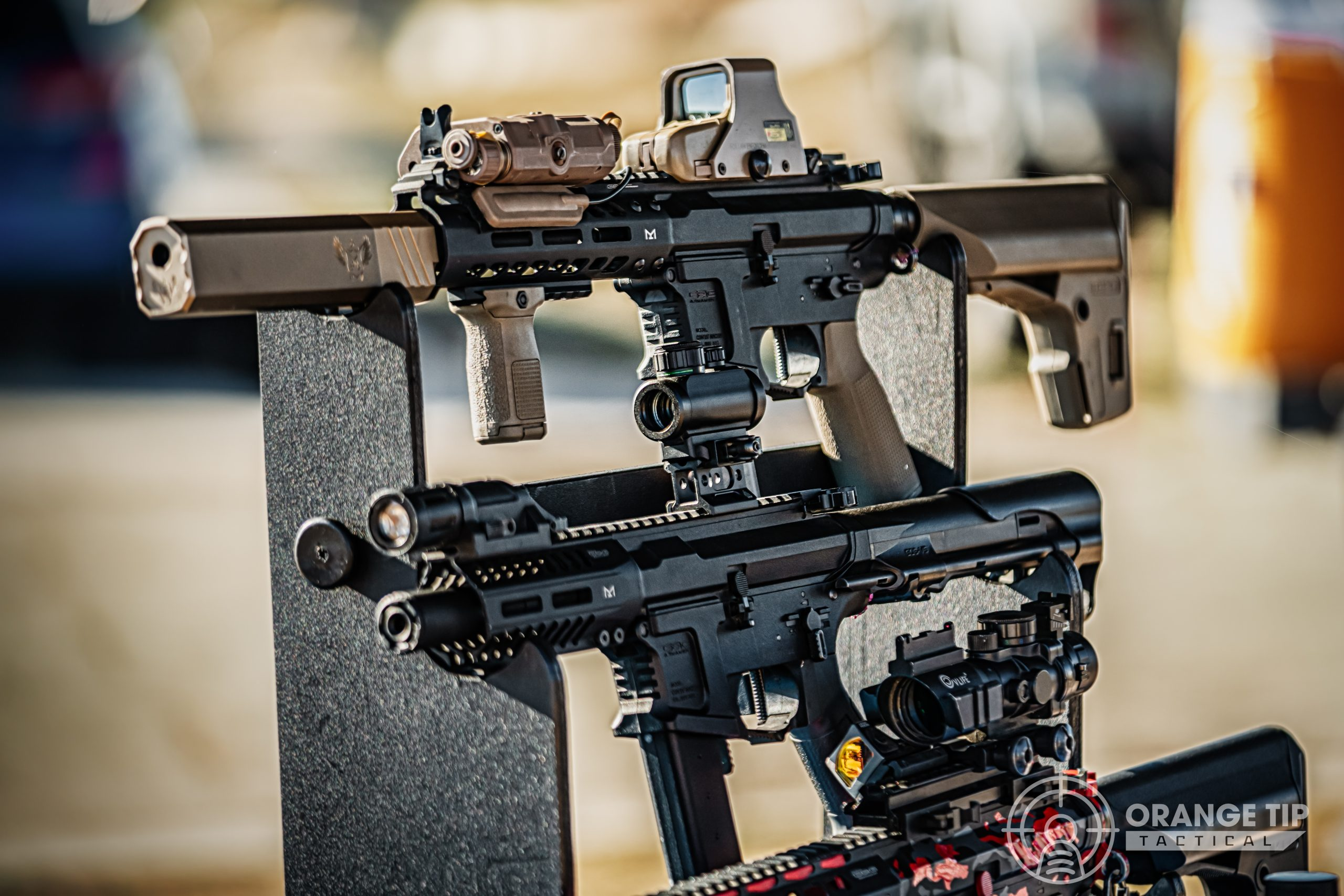 The Best Airsoft Guns For Beginners Orange Tip Tactical