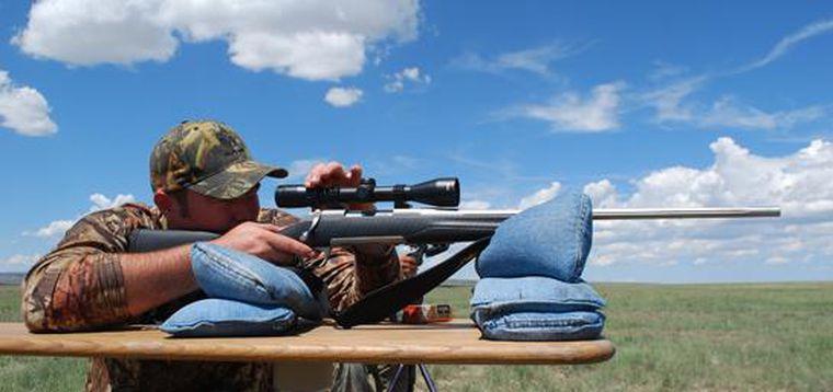 Rifle Rest Sandbags