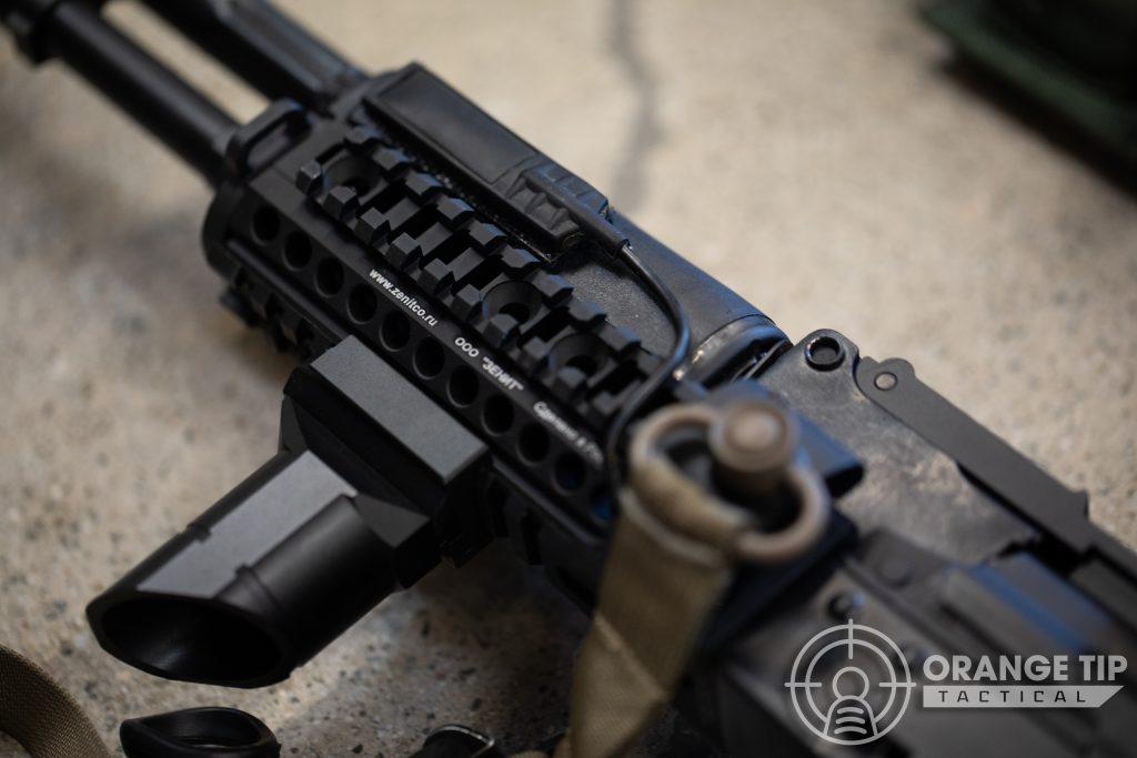AK-74m STKBR Zeimei Zenitco B10M Handguard