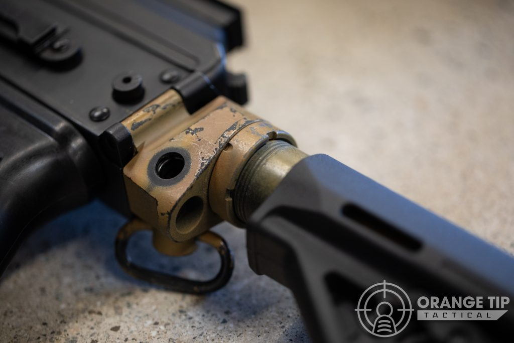 Asura Dynamics Buffer on AK-74 STKBR