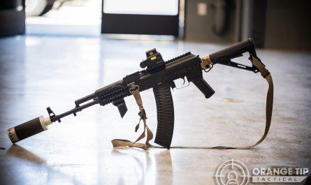 AK-74m Full View