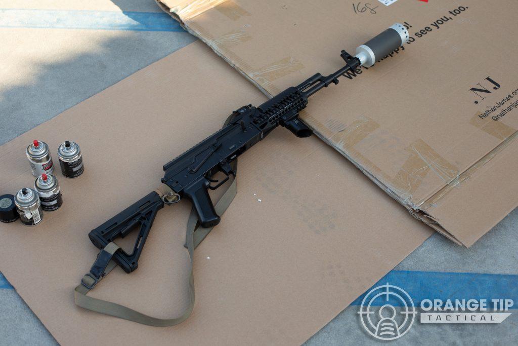 LCT AK with Zenimei Zenit Parts, Prepaint