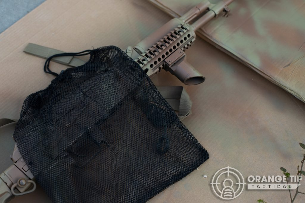 LCT AK-74M with mesh laundry bag