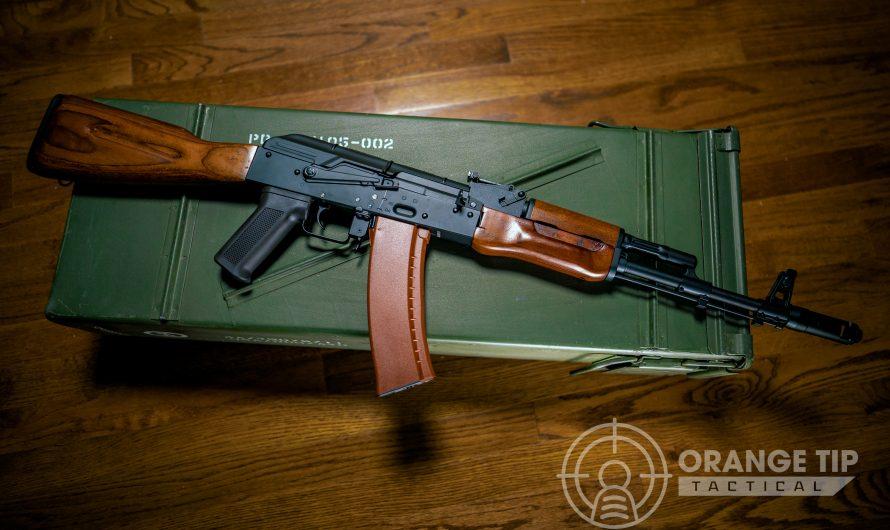 [Review] CYMA CM048 AK-74