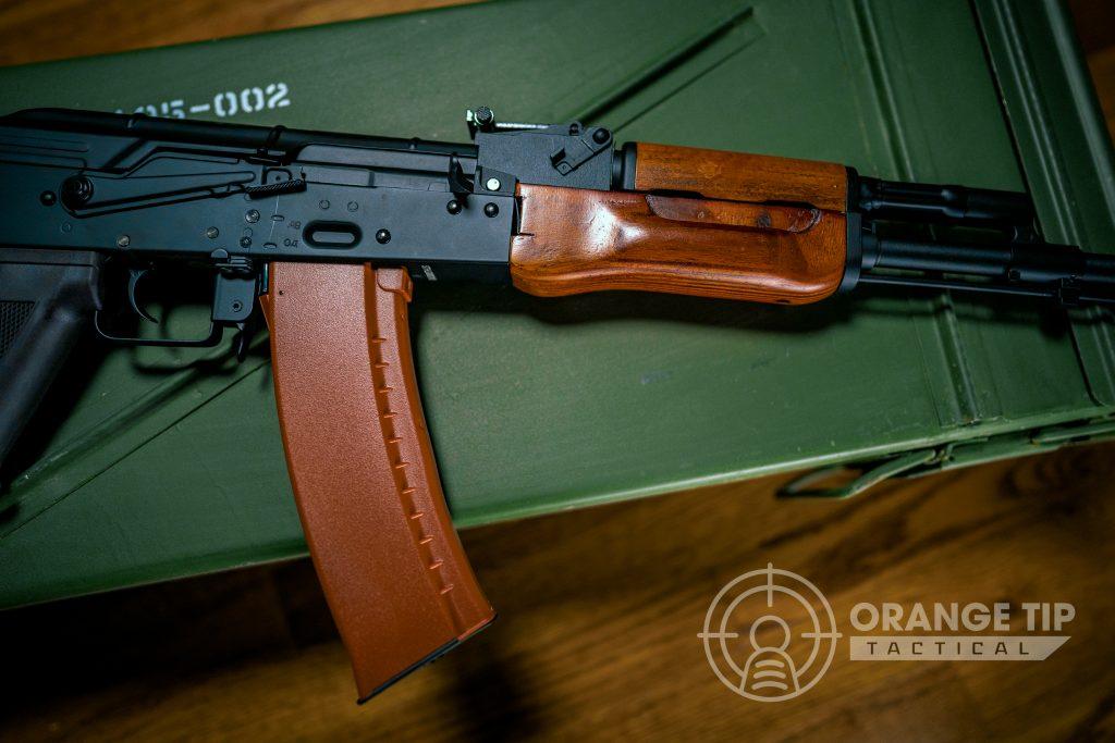 Cyma CM048 AK-74 Hand Guards