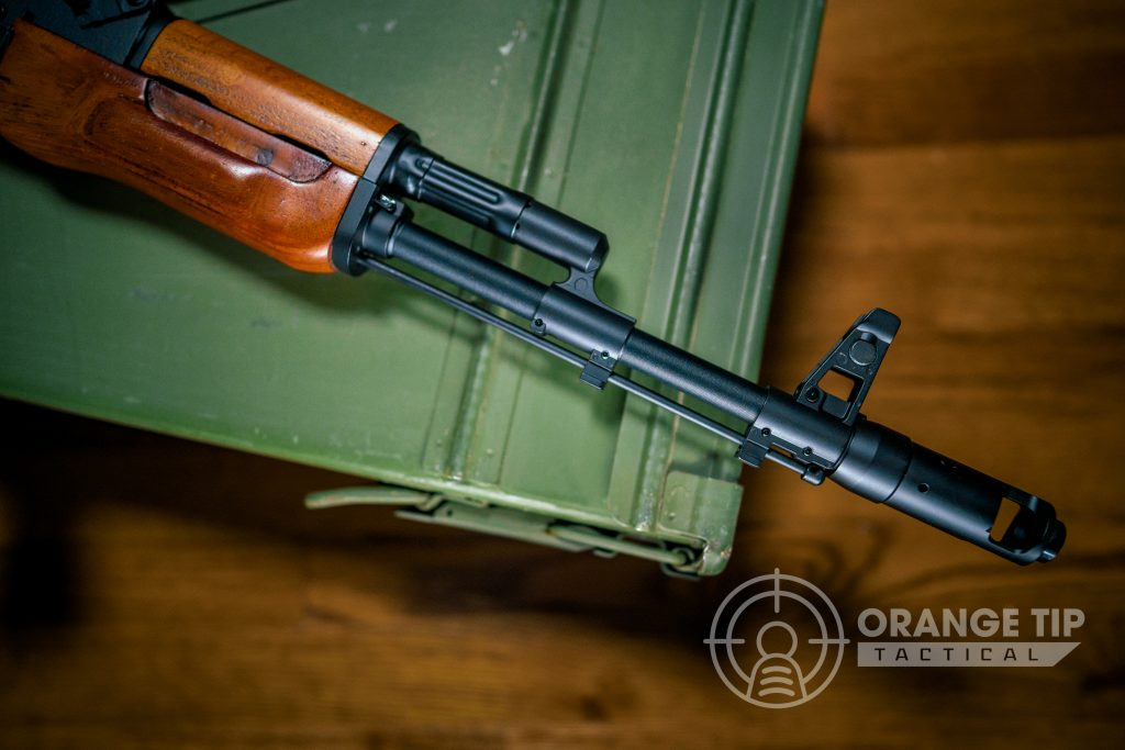 Cyma CM048 AK-74 Barrel and Brake