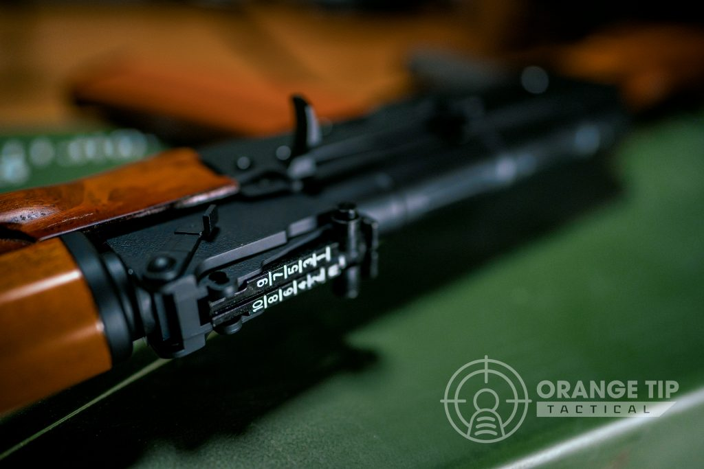 Cyma CM048 AK-74 Rear Sight