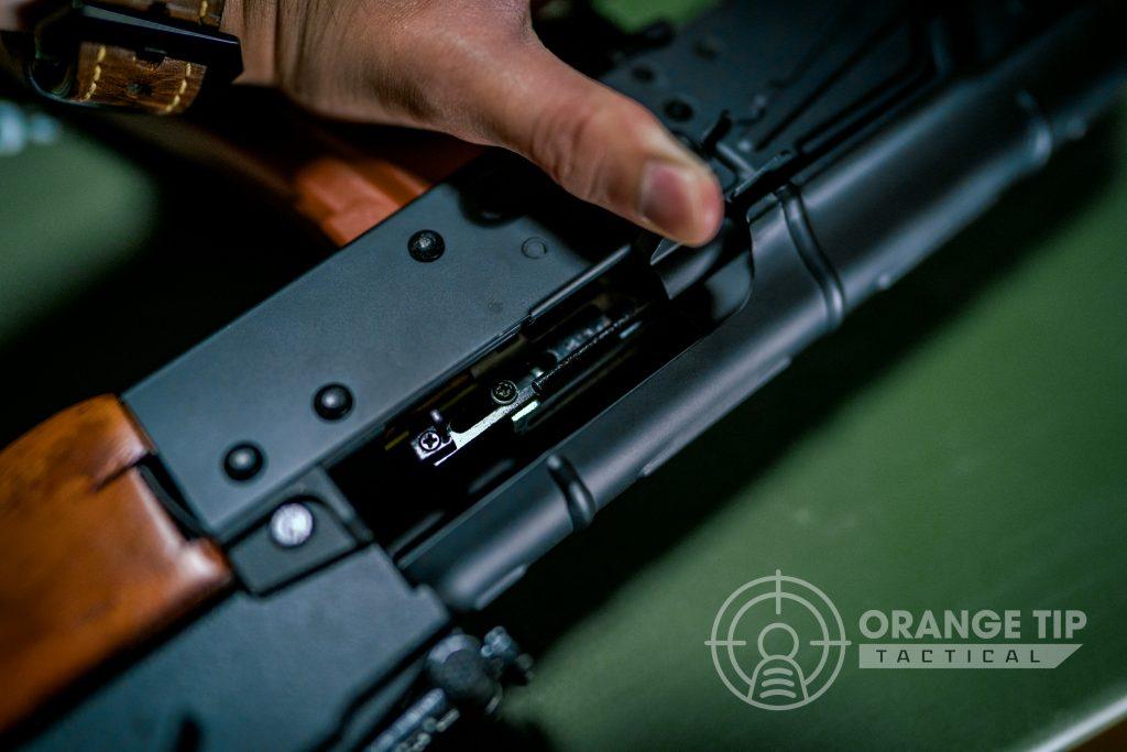 Cyma CM048 AK-74 Hop Up