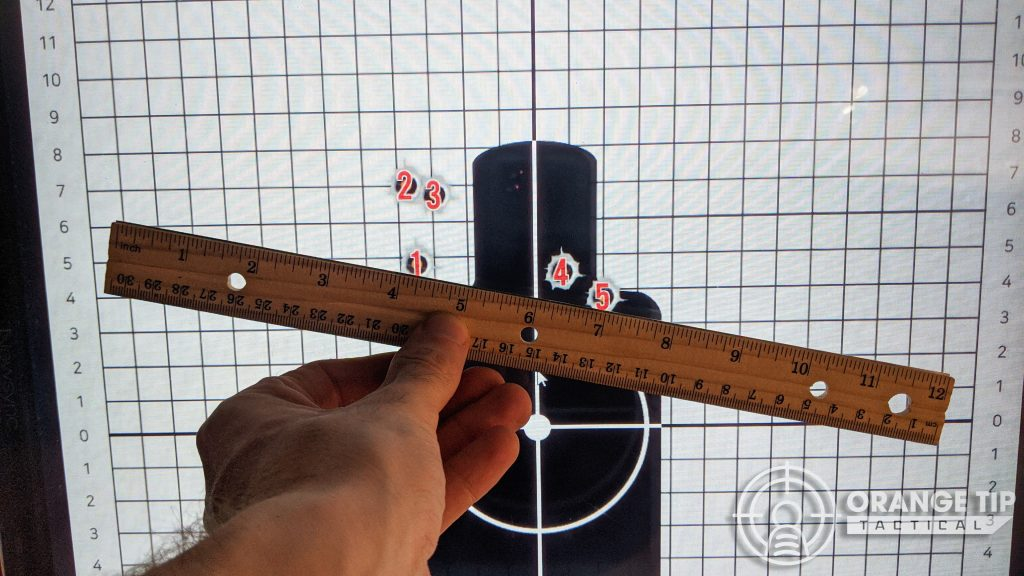 Cyma CM048 AK-74 Accuracy Tests
