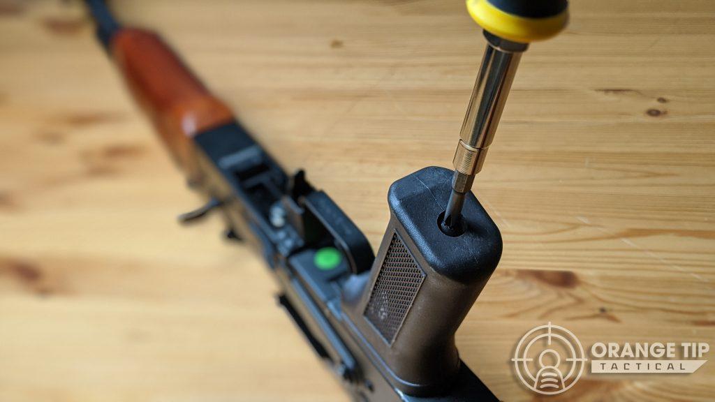 Cyma CM048 AK-74 Pistol Grip