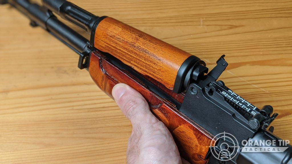 Cyma CM048 AK-74 Handguard Removal