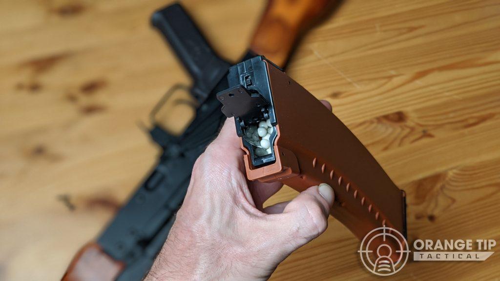 Cyma CM048 AK-74 Hicap Magazine