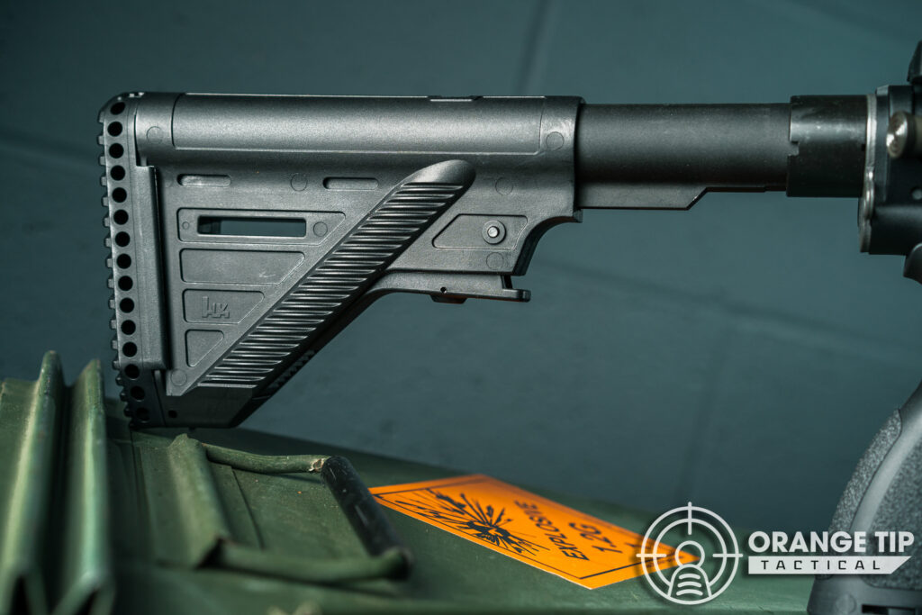 14. Elite Force HK416A5 Stock Expanded