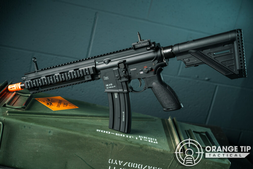 15. 1. Elite Force HK416A5 Alt View 1
