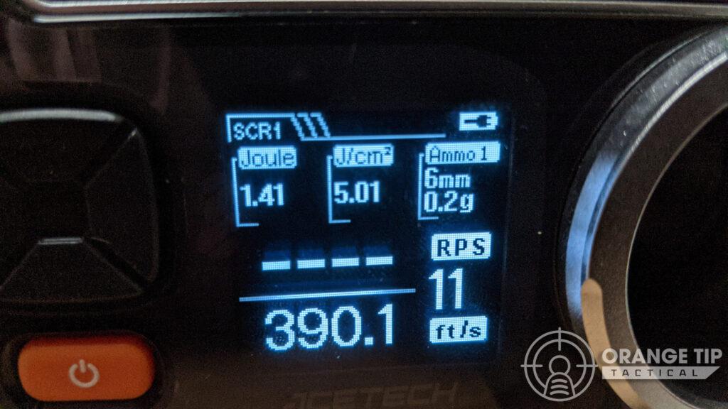27. KWA KM4A1 ROF Test