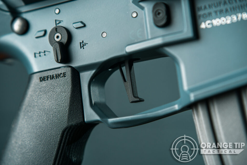 10. Krytac Trident SPR MKII Flat Trigger