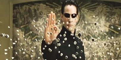 matrix stop bullets